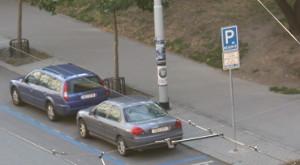 Parkovací zóna - Žižkov
