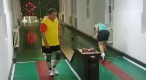 Kuželky - zápas 21.10.2014